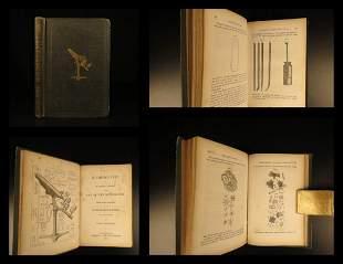 1852 MICROSCOPE Curiosities Joseph Wythes Science