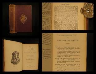 1868 Dante Alighieri Divine Comedy Inferno Vision