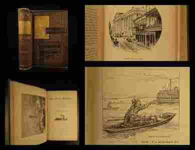 1883 1st ed Mark Twain Life on the Mississippi