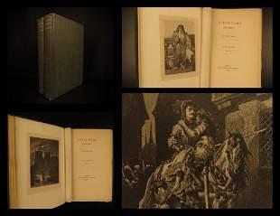 1888 Ltd ed Hunchback of Notre Dame de Paris Victor