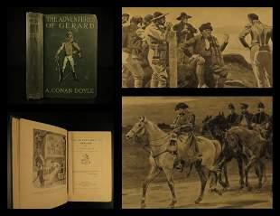 1903 Arthur Conan Doyle Adventures of Brigadier Gerard