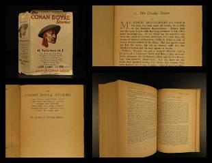1929 1st ed Arthur Conan Doyle Stories PIRATES