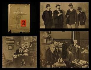 1949 1ed Life of Arthur Conan Doyle by Carr Sherlock