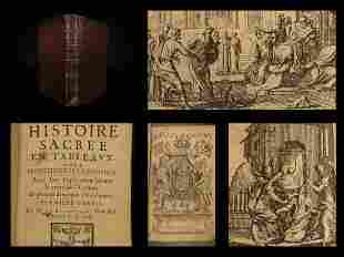1677 Sacred BIBLE Stories ART by Brianville