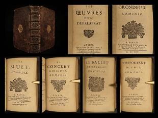 1694 THEATRE & Plays Jean de Palaprat French BALLET
