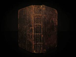 1695 Holy Bible Oxford University Old Testament KJV