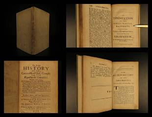 1706 Secret History of Calves Head Club anti Charles I
