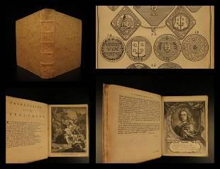 1721 Dutch Netherlands Pieter Langendijk Haarlem Poems