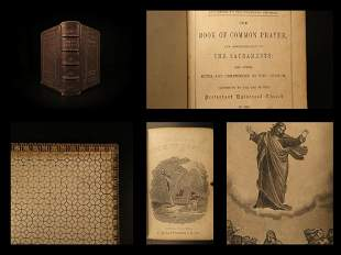 1866 Anglican Common Prayer Episcopal HYMNS Psalms