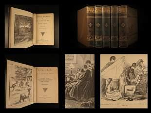 1902 Louisa May Alcott Works Little Women Feminism