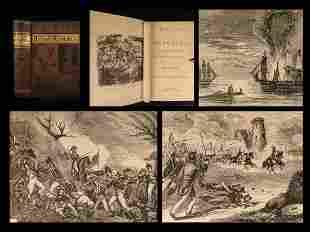 1858 1ed Battles of Republic War of 1812 Revolutionary