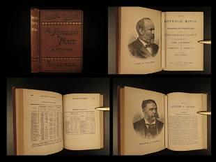 1880 Republican Manual American Government Politics