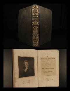 1852 President Andrew Jackson Military Politics