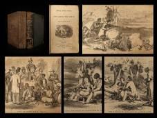 1852 1st ed Uncle Tom's Cabin Beecher Stowe Slavery