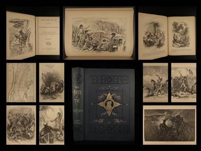 1877 Boys of 1776 American Revolutionary WAR
