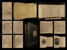 1885 Civil War 1st ed Memoirs General Ulysses S. Grant