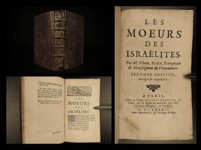 1682 Israelites Jewish History ISRAEL Philosophy Hebrew