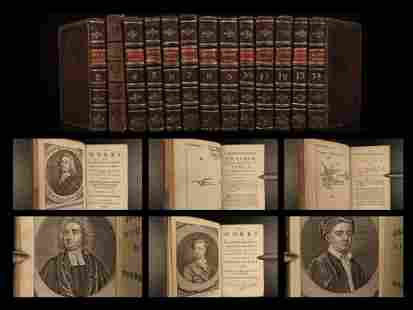 1751 Gullivers Travels Works of Jonathan Swift