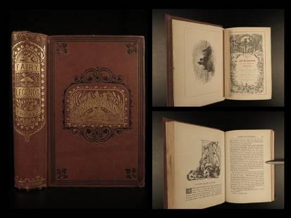 1870 1ed FAIRY Legends of IRELAND Irish Tales Mythology