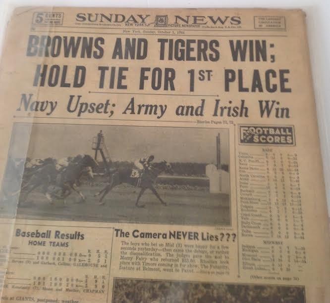 SUNDAY NEWS- SECOND WORLD WAR DANUBE,YUGOSLAVIA 1944 - 6