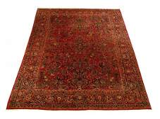 Antique Persian Wool Rug 9ft. x 12 ft Circa 1920's