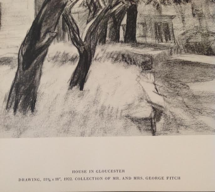 "EDWARD HOPPER (1882-1967) - PRINTS 17"" X 13"" - 4"