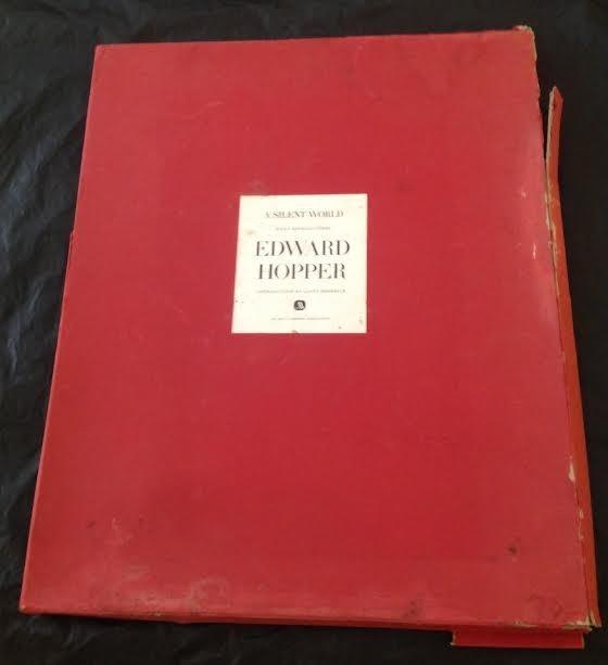 "EDWARD HOPPER (1882-1967) - PRINTS 17"" X 13"" - 9"