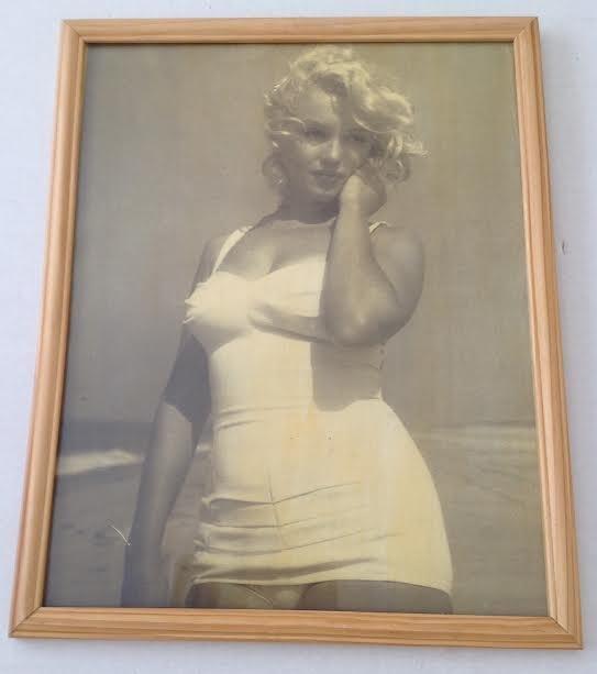 Marilyn Monroe - Hamptons, 1958 Photograph by Sam Shaw
