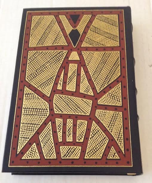 BRUCE CHATWIN -THE SONGLINES1ST EDITION FRANKLIN LIBARY - 5