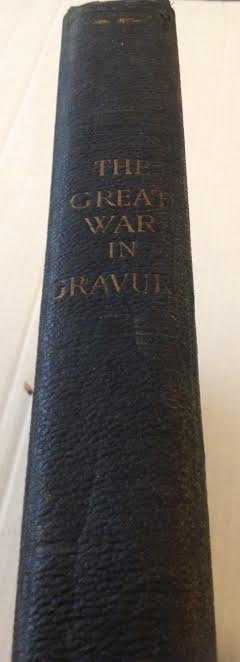 THE GREAT WAR IN GRAVURE NY TIMES WAR PORTFOLIO 1917 - 3
