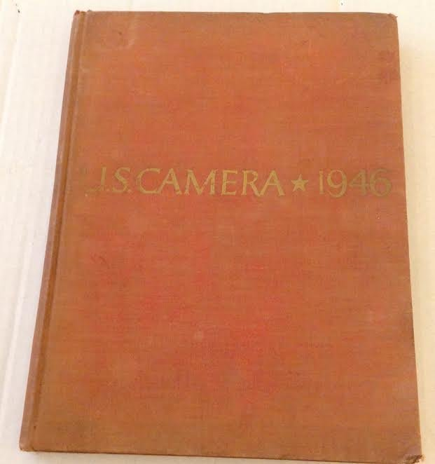TOM MALONEY US CAMERA BOOK 1946 1ST EDITION
