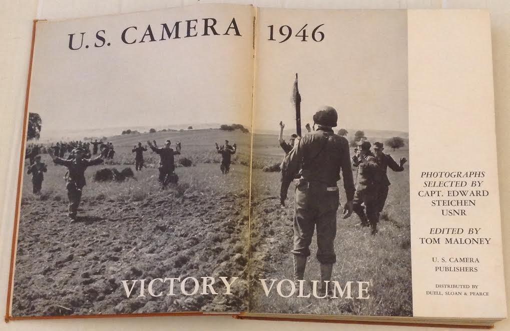 TOM MALONEY US CAMERA BOOK 1946 1ST EDITION - 3