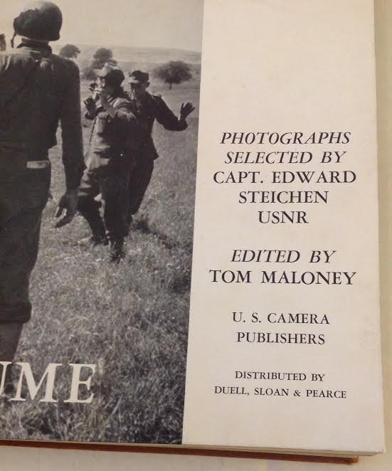 TOM MALONEY US CAMERA BOOK 1946 1ST EDITION - 4
