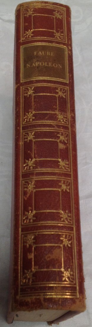 Elie Faure Napoleon. Dresden:Paul Aretz Verlag 1928