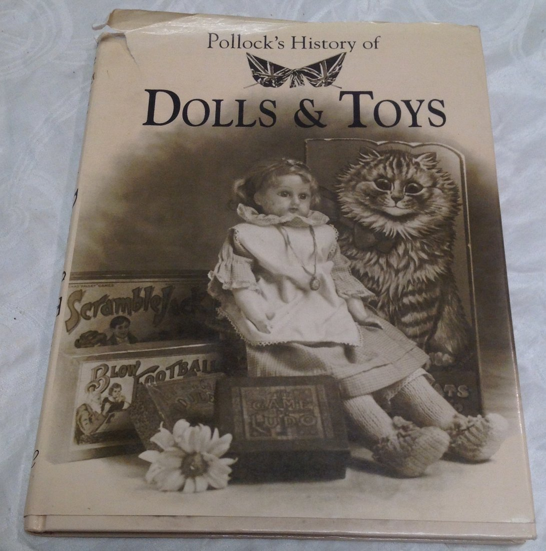 Kenneth & Marguerite Fawdry Pollacks History of Dolls