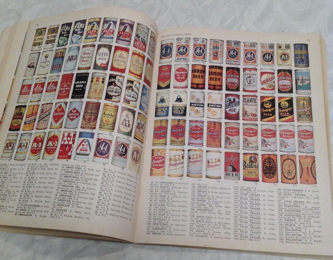 Jack Martells. Beer Can Collectors Bible. - 3