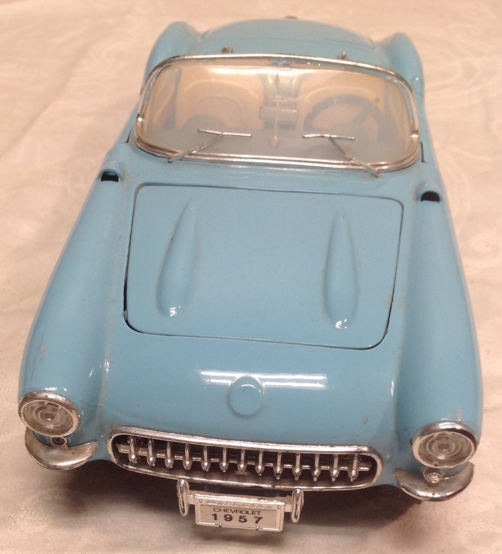1957 Road Tough Toy Car - 2