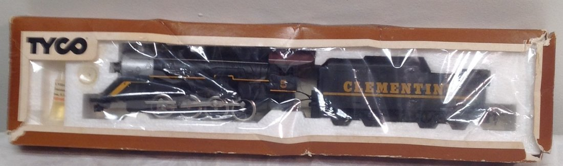 Vintage Tyco Toy Train