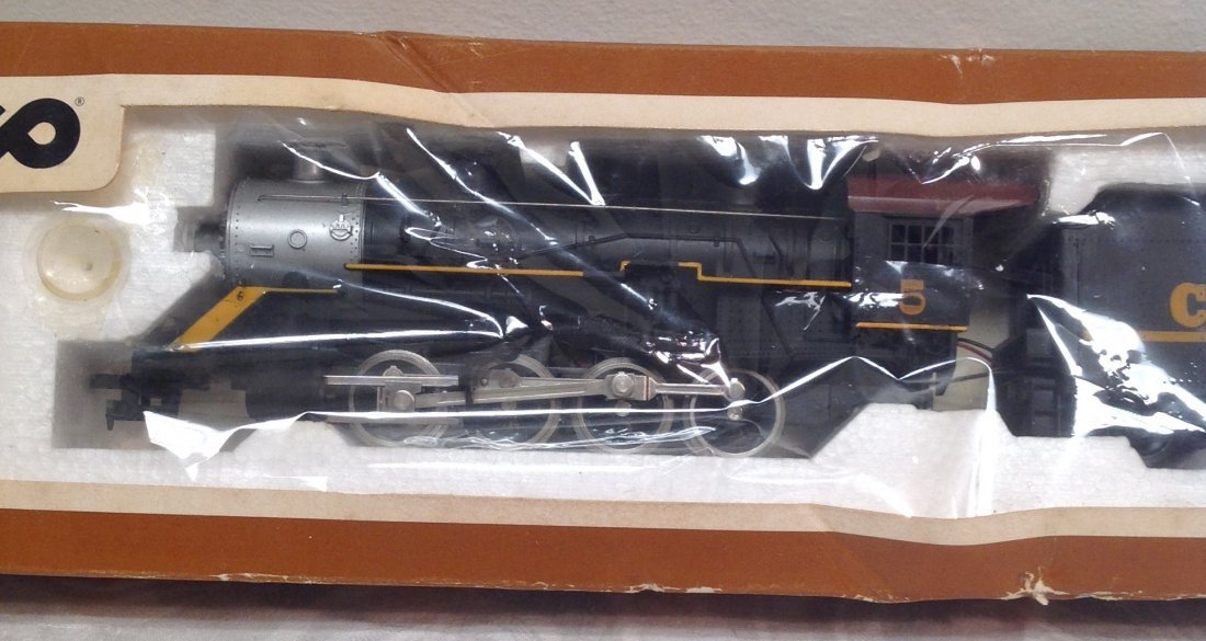Vintage Tyco Toy Train - 2