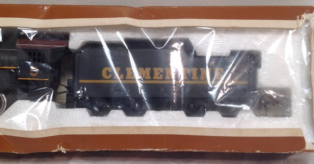 Vintage Tyco Toy Train - 3