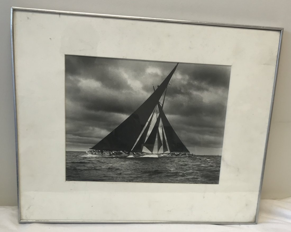 Stanley Rosenfeld Americas Cup Photograph 20 x 16 - 2