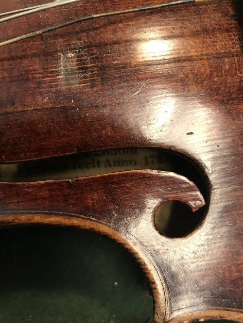 ANTONIUS PANTOLFI Violin/Box. - 3