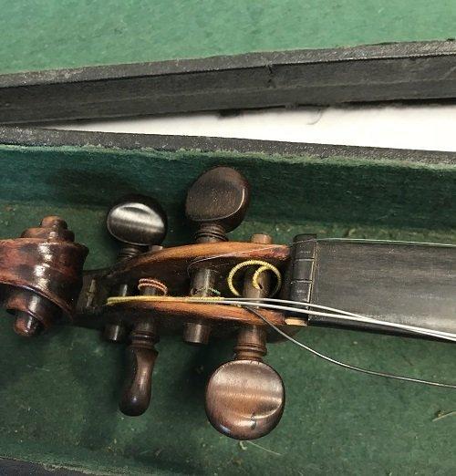 ANTONIUS PANTOLFI Violin/Box. - 5