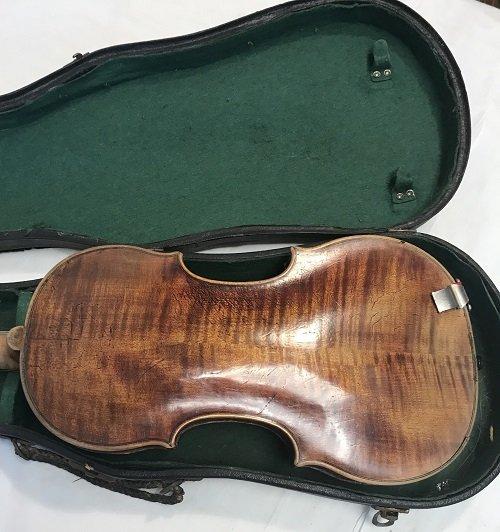 ANTONIUS PANTOLFI Violin/Box. - 7