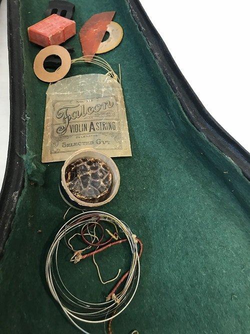 ANTONIUS PANTOLFI Violin/Box. - 8