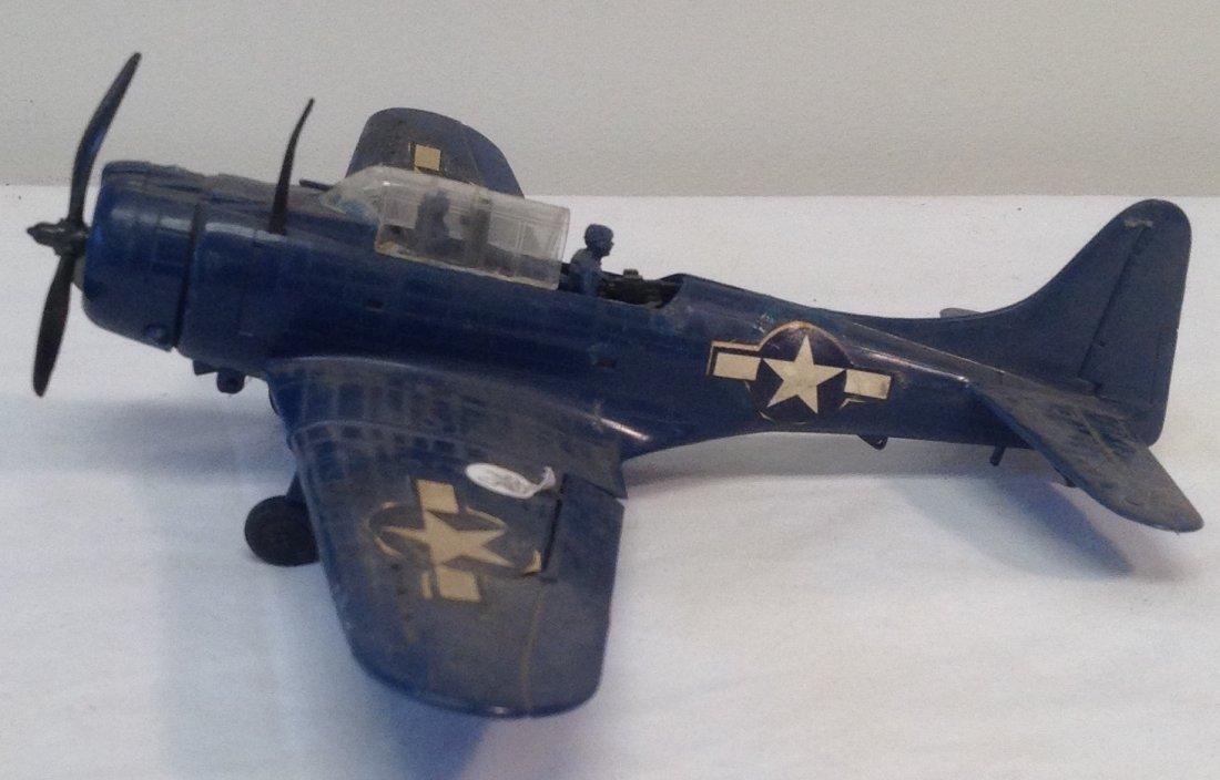 Vintage World War II Bomber Plane Model
