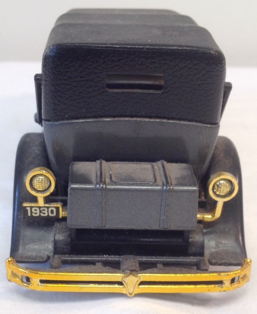 Black 1930 Duesenbero Toy Car. - 5