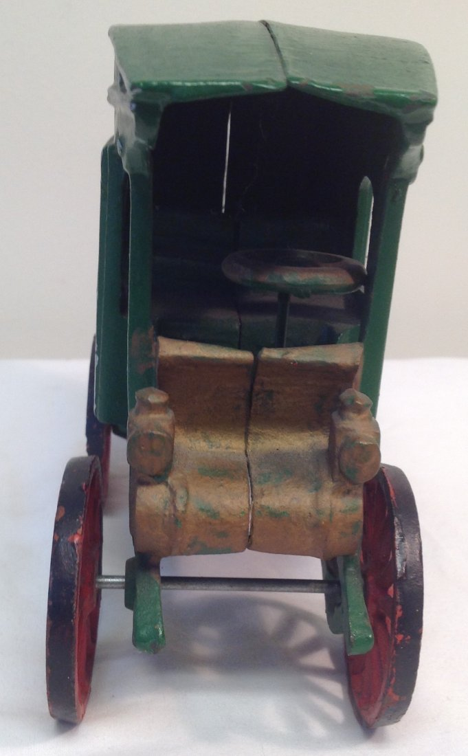 1907 McCallaster Carriage Vechicle Toy - 3