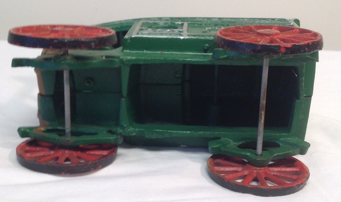 1907 McCallaster Carriage Vechicle Toy - 6