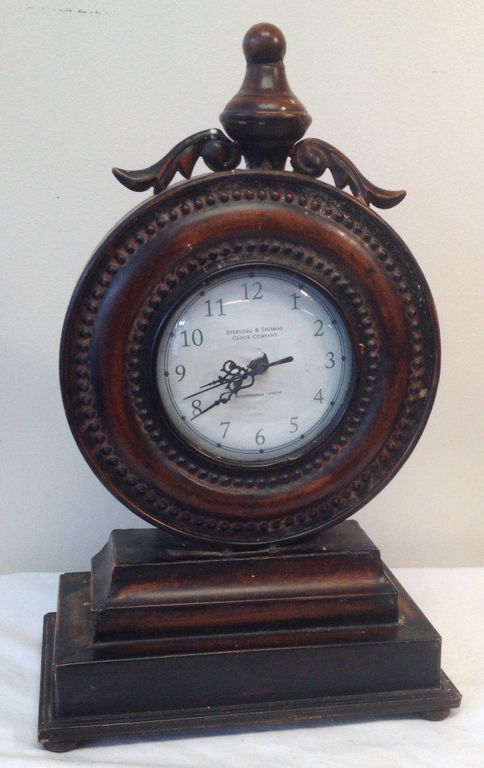 Sterling Thomas Quartz London Clock
